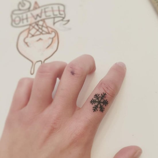 30 Cute and Festive Little Christmas Tattoos