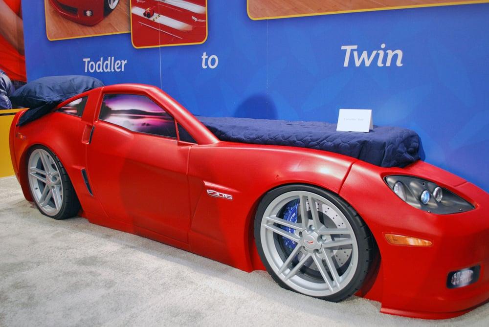 Step 2 Corvette Bed