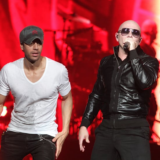 "Pitbull and Enrique Iglesias ""Messin' Around"""