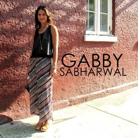 Fashion Publicist Gabby Sabharwal Personal Style Profile