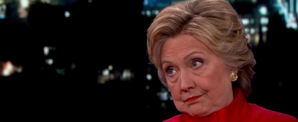 The 1 Donald Trump Quote That Was Too Awful For Hillary Clinton to Read on Jimmy Kimmel