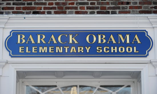 Elementary School Changes Its Name To Barack Obama's
