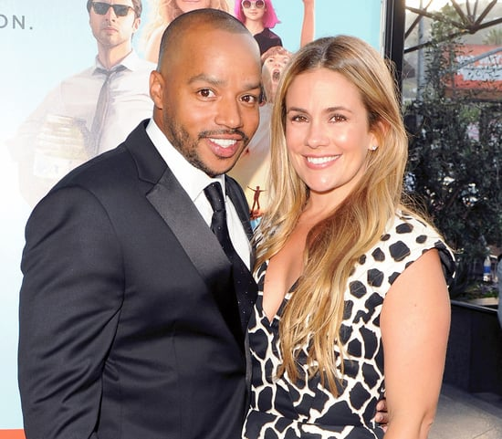 Donald Faison and CaCee Cobb Named Their Daughter Wilder Because of Sam, Aaron Taylor-Johnson