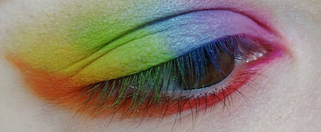 Rainbow-Lovers Can Rejoice at This Inventive Way to Wear All Their Favorite Colors