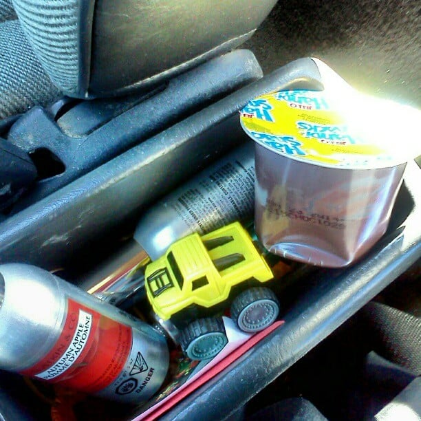 Your Center Console Looks Like This