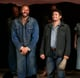On Wednesday, James Franco and Chis O'Dowd took a bow at the premiere of Of Mice and Men on Broadway in NYC.