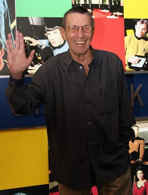 Leonard Nimoy Retiring From Stage and Screen