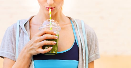 The #1 Smoothie Trick That Keeps You Fuller Longer