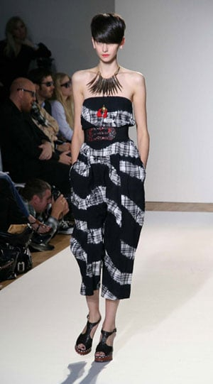 London Fashion Week Spring 2008, Nicole Farhi: Love It or Hate It?