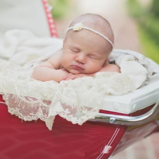 Picture of Kelly Clarkson's Baby, River Rose Blackstock