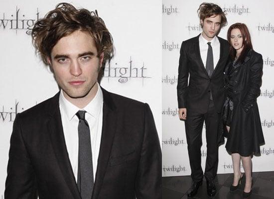 Photo Gallery of Robert Pattinson and Kristen Stewart at Twilight UK Premiere in London