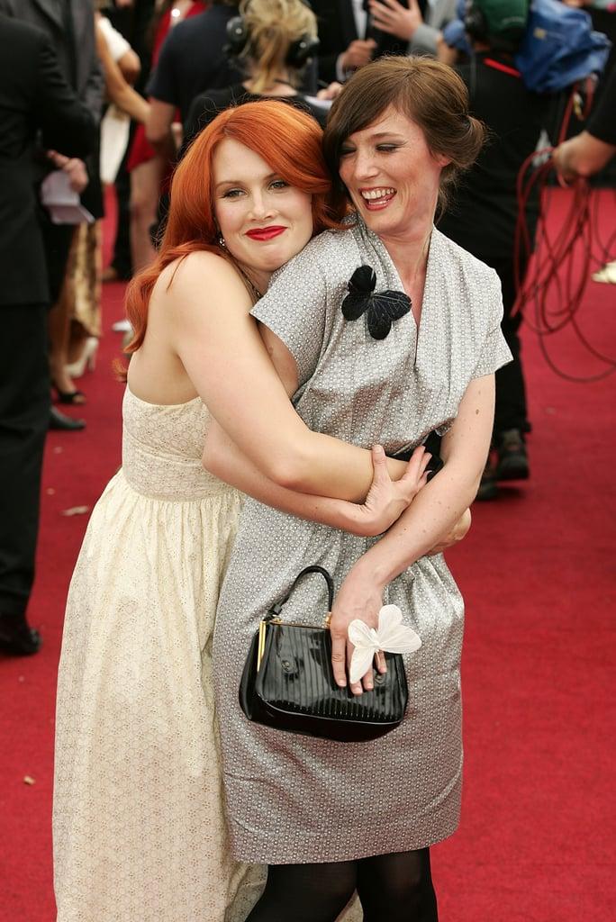 2007: Clare Bowditch and Sarah Blasko