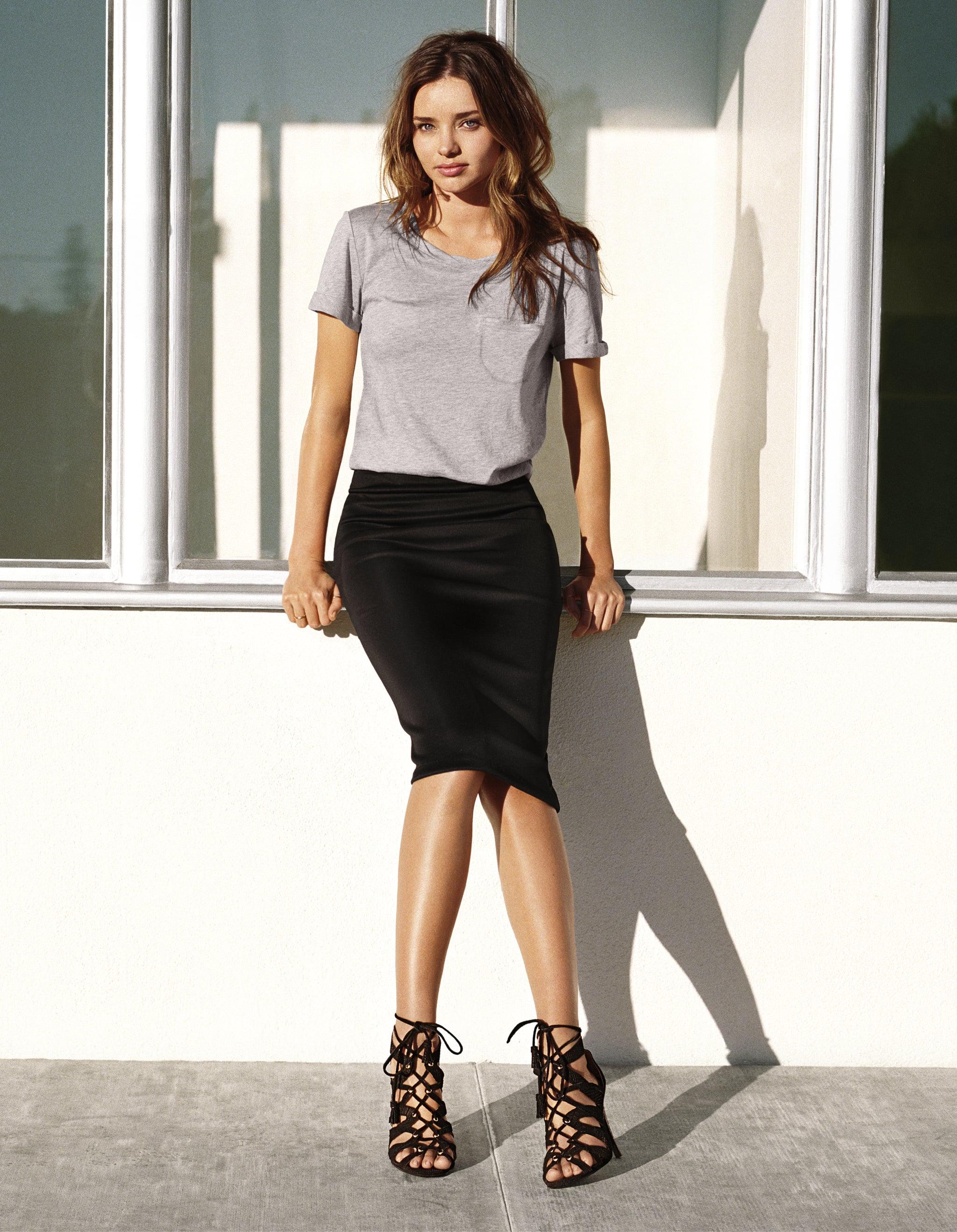 Miranda Kerr in H&M Spring 2014 Campaign