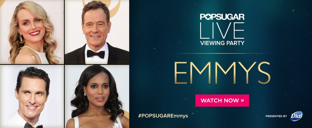 Watch Our Emmys Aftershow!
