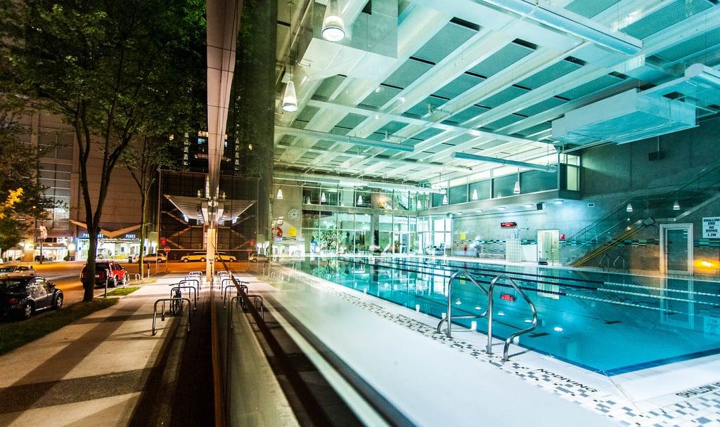 The YMCA Pool