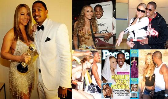 Biggest Headlines of 2008: Nick and Mariah's Whirlwind Elopement