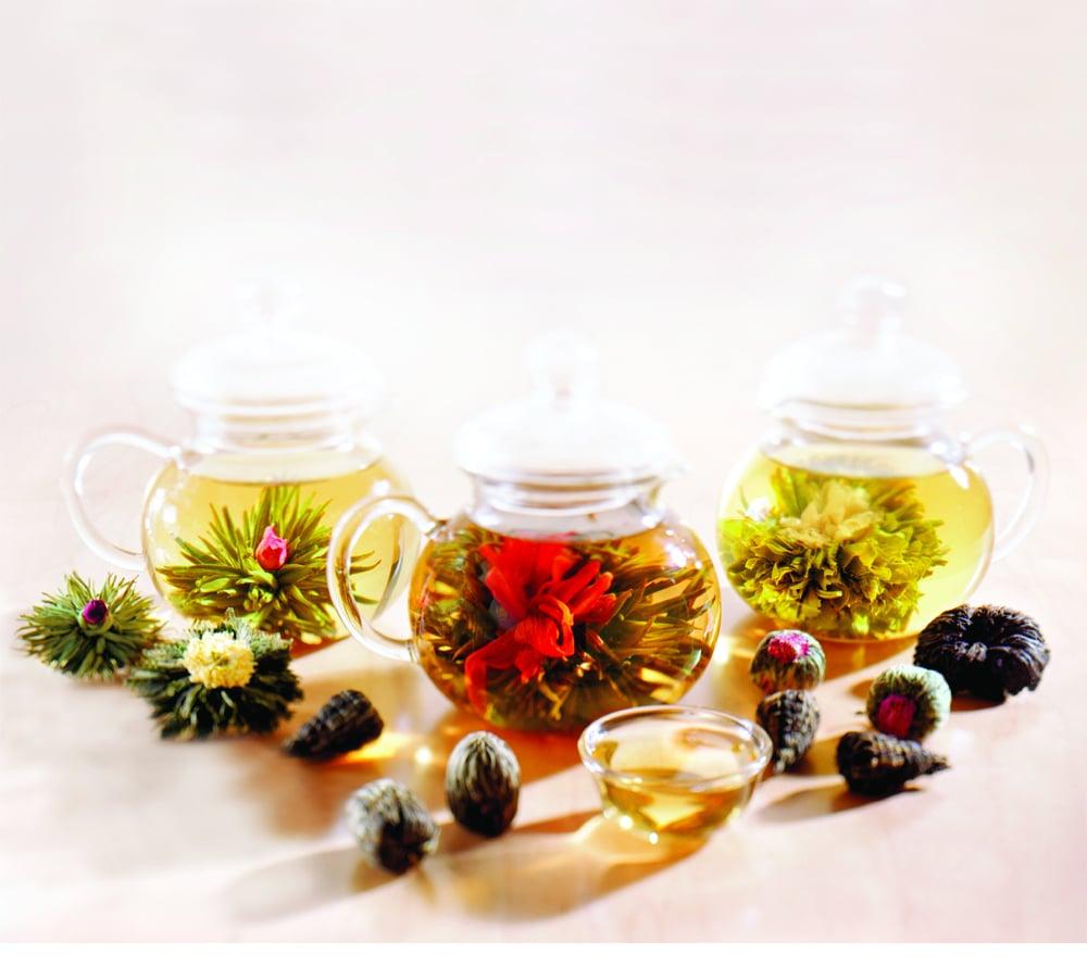Numi Flowering Tea