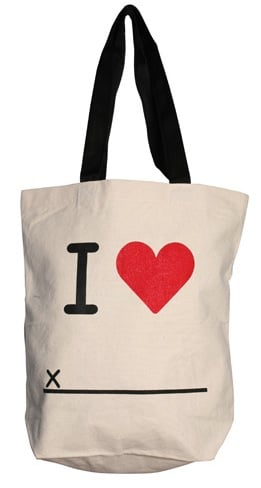 The Bag to Have: Christopher Deane I Heart Bag