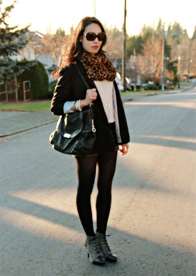 Leopard, Lace & Leather