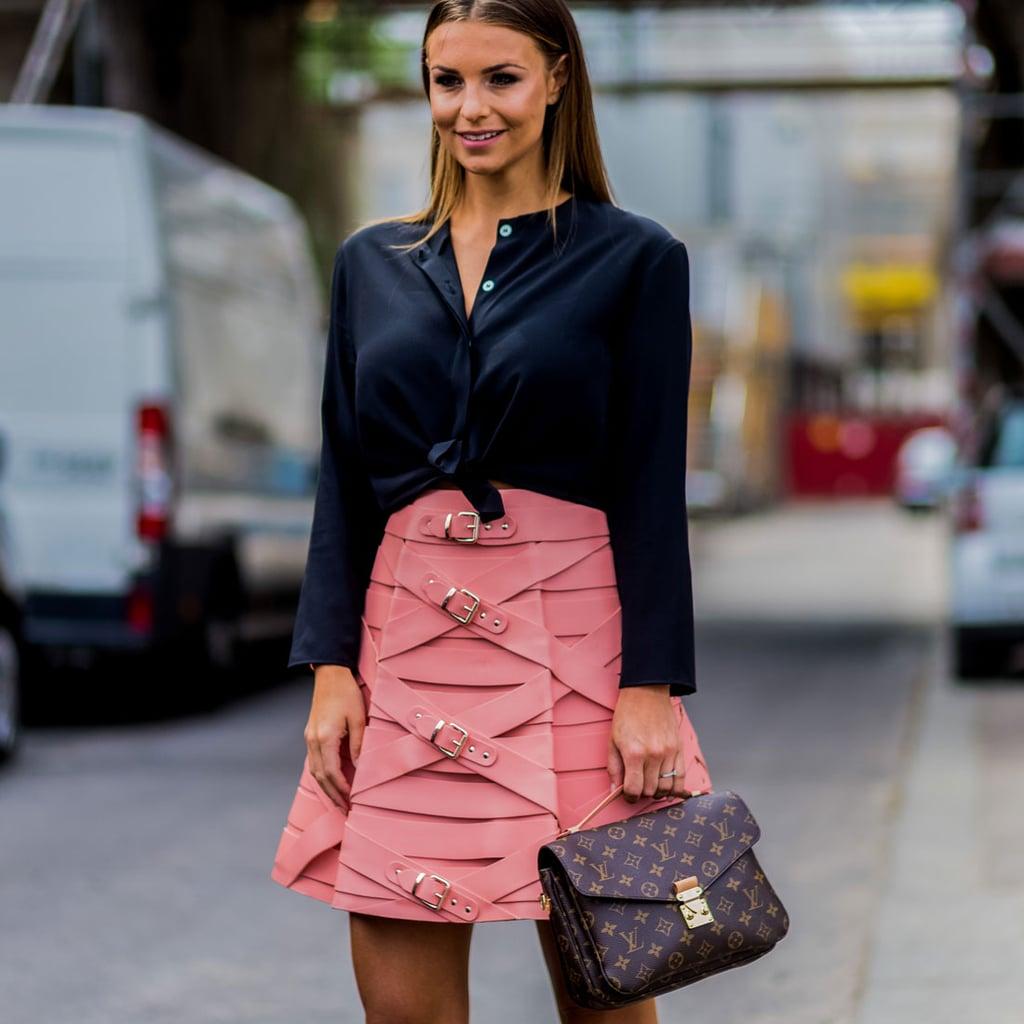 Street Style Couture Fashion Week Fall 2017 Popsugar Fashion