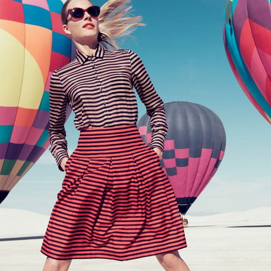 See J.Crew's Full Hot Air Balloon Themed Look Book Here!