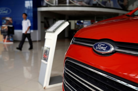 Ford Plans To Put Self-Driving Cars On The Road By 2021