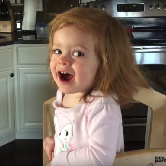 "Little Girl Is Obsessed With Flo Rida's ""My House"" 