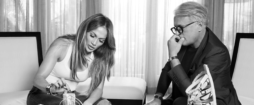 Jennifer Lopez's Shoe Collection For Giuseppe Zanotti Is Bound to Be Incredibly Sexy