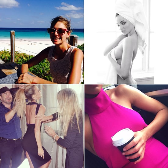Sexy Celebrity Style, Beauty Instagram Pictures: Lara Bingle