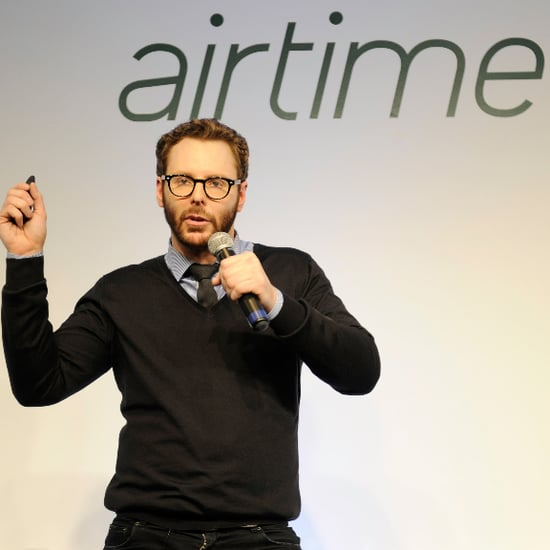 Sean Parker Launches Airtime With Olivia Munn and Ed Helms