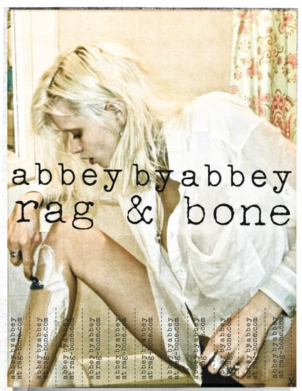 Rag & Bone Ad Campaign Featuring Abbey Lee Kershaw, Edita Vilkeviciute, Sasha Pivovarova and Lily Aldridge
