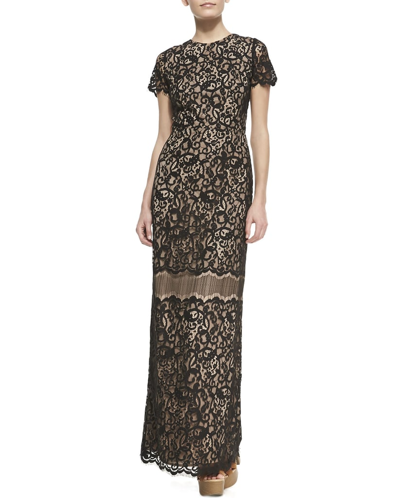 SIA Korovilas Lace Gown