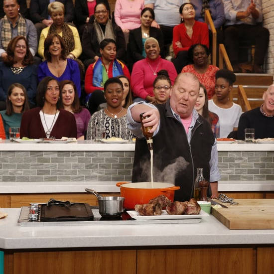 Mario Batali's Tips For Cooking Like an Italian