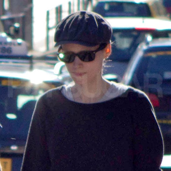 Rooney Mara Breaks From Dragon Tattoo to Give Her Real-Life Leading Man a Kiss Goodbye