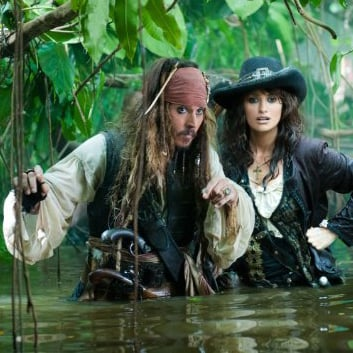 Pirates of the Caribbean: On Stranger Tides Movie Review Starring Johnny Depp and Penelope Cruz
