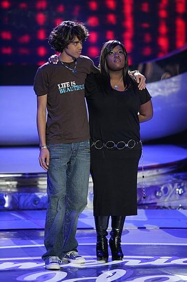 """American Idol"" Elimination: See Ya, Sanjaya!"