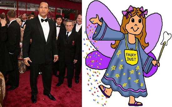 """Dwayne """"The Rock"""" Johnson to Play the Tooth Fairy"""