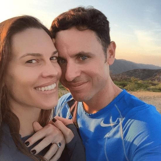 Hilary Swank's Engagement Ring