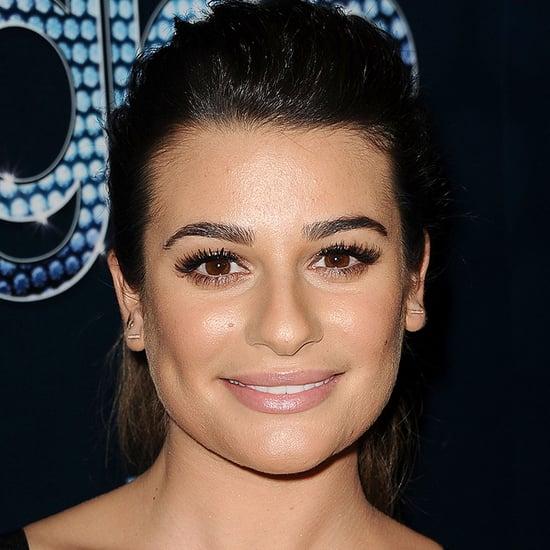Lea Michele Makeup Tutorial From Melanie Inglessis