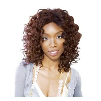 Brandy Extends Her Hair Influence