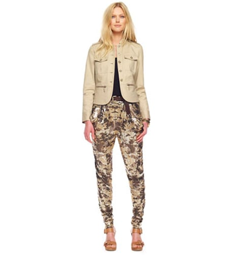 Michael Kors's Sequined Camo Deep-Pocket Pants ($135, originally $225) are a fun option for a night out on the town.