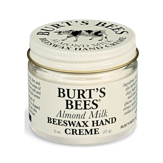 Burt's Bees Almond Milk & Beeswax Hand Crème, $19.95