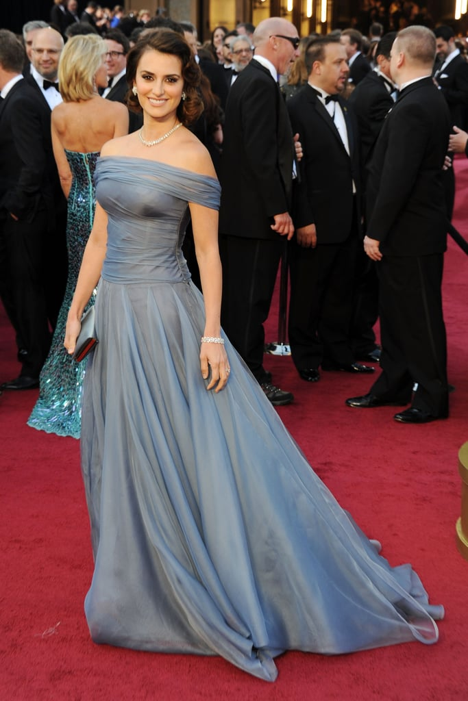 Penelope Cruz at the 2012 Academy Awards