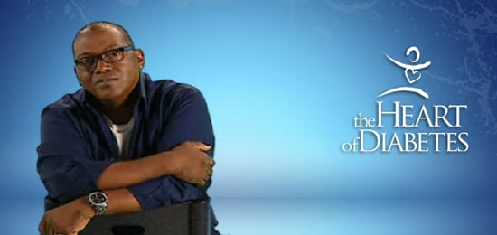 Randy Jackson Raising Awareness About Diabetes