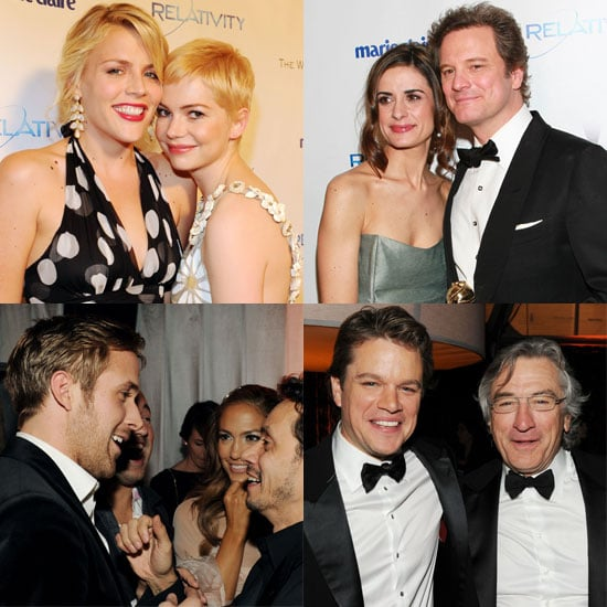 Pictures from Weinstein Golden Globes 2011 Afterparty