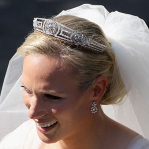 Three Royal Updos: Which Do You Like Best on Zara Phillips?