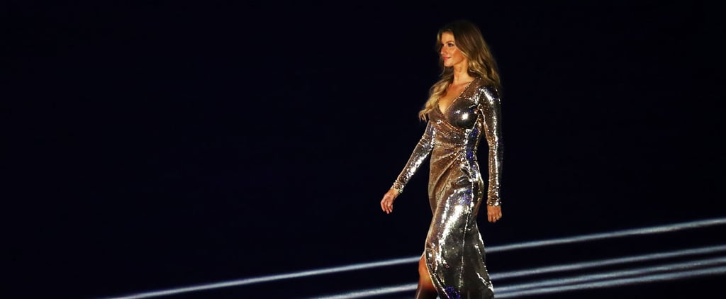 You'll Want to Give Gisele Bündchen a Gold Medal For This Dress