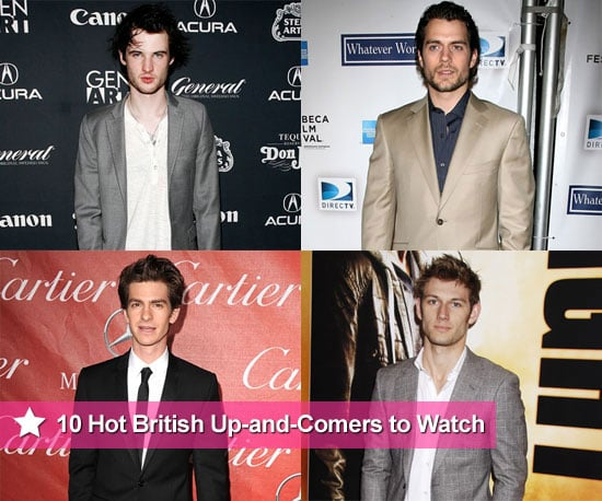 Hot British Actors, Including Andrew Garfield, Henry Cavill, Tom Hardy, and More 2011-02-03 17:41:56