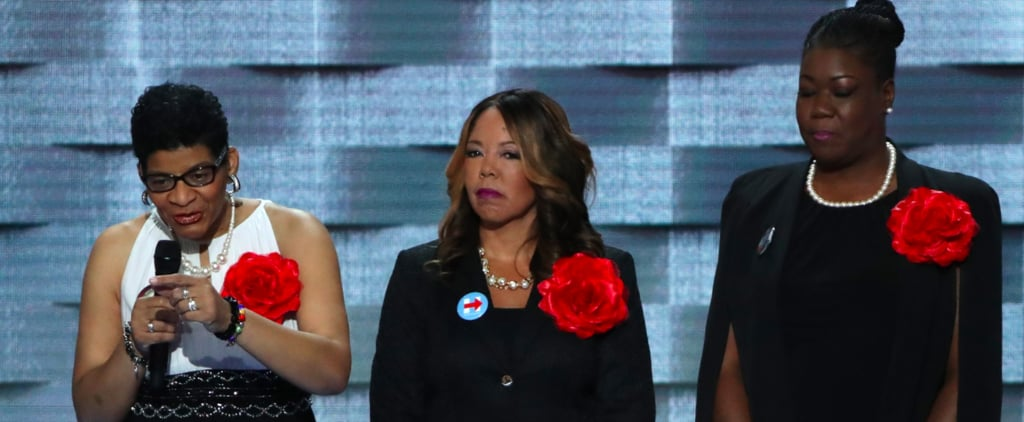 Mothers of Victims of Police Violence Deliver an Extremely Powerful Message at the DNC