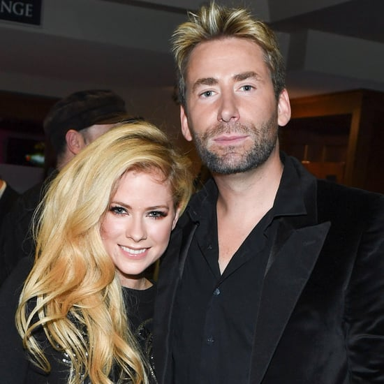 Avril Lavigne and Chad Kroeger at Juno Awards 2016
